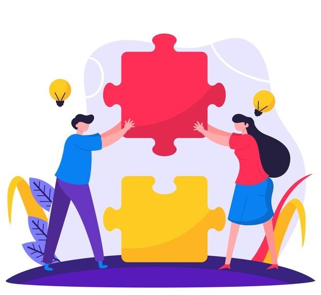Estimulación cognitiva para personas mayores mediante puzles